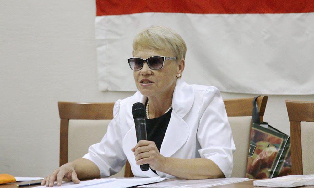 Заместитель председателя Белорусской социал-демократической Грамады Сергей Черечень огласил новую стратегию партии