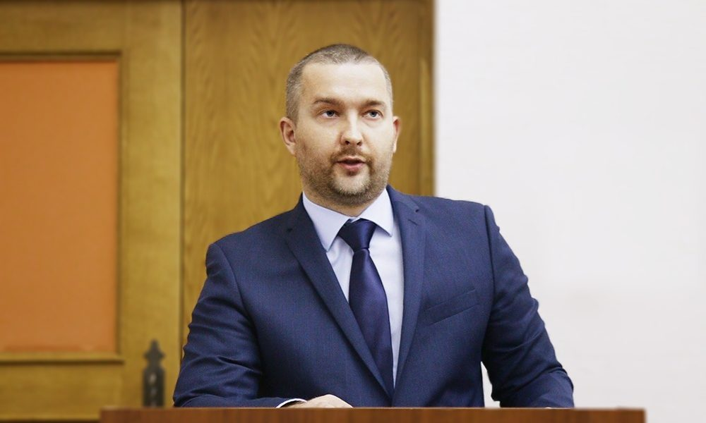 Глава БСДГ Сергей Черечень: «Мы будем формировать будущее!»