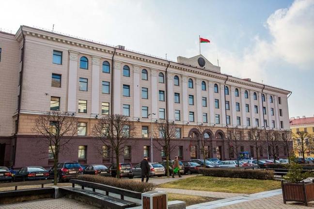 Председателю Минского областного исполнительного комитета