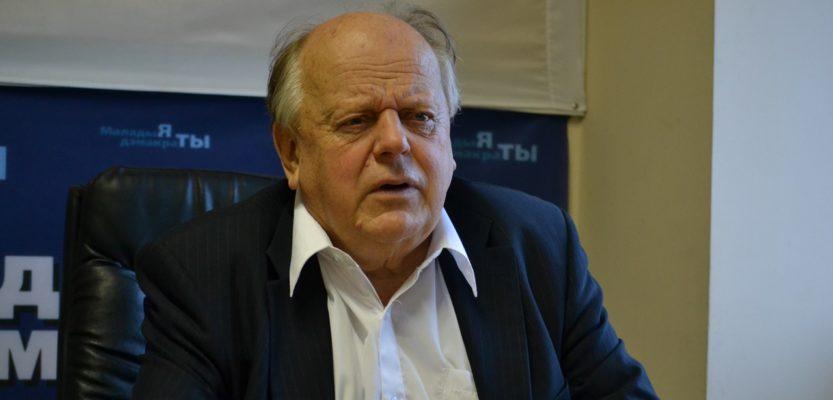 Станислав Шушкевич: В Беларуси сейчас колхозное управление и беззаконие