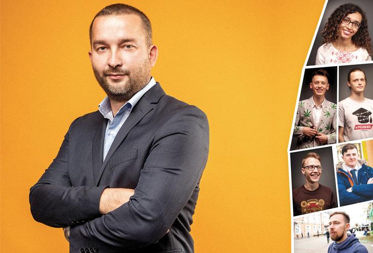 Сергей Черечень в интервью «БелГазете»: «Мы сломаем стереотипы»